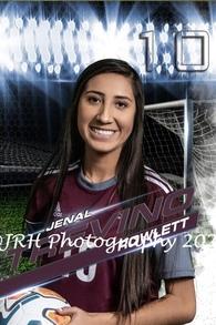 Jenal Treviño's Women's Soccer Recruiting Profile