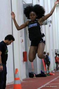 Erykah Johnson's Women's Track Recruiting Profile