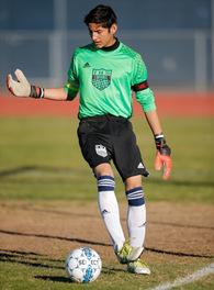 Alberto Lopez's Men's Soccer Recruiting Profile
