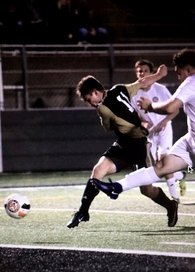 Aaron Lange's Men's Soccer Recruiting Profile