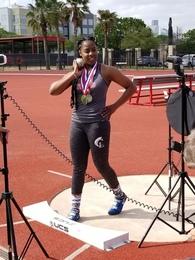 KeAyla Dove's Women's Track Recruiting Profile