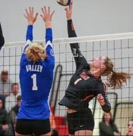 Tristyn Hulme's Women's Volleyball Recruiting Profile