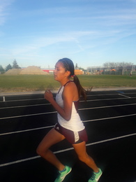 Kiana Chavez's Women's Track Recruiting Profile