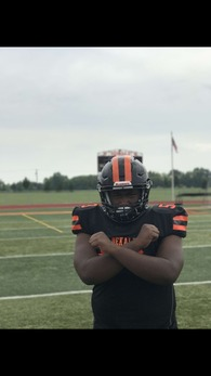 Ahmad Baker-McElroy's Football Recruiting Profile