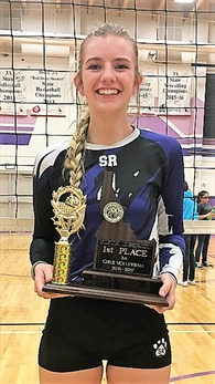 Abby Morgan's Women's Volleyball Recruiting Profile