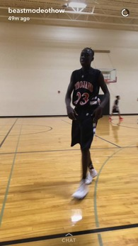 Karasharo Ojulo's Men's Basketball Recruiting Profile