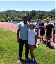 Kaiya Johnson's Women's Track Recruiting Profile