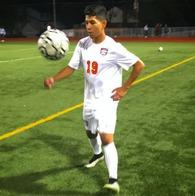 Jeffrey Mendoza's Men's Soccer Recruiting Profile