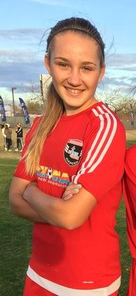 Elizabeth David's Women's Soccer Recruiting Profile
