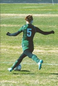 Jennifer West's Women's Soccer Recruiting Profile