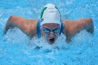 Ainsley Everett's Women's Swimming Recruiting Profile