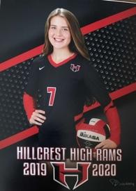 Savannah Cox's Women's Volleyball Recruiting Profile