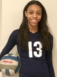 Giselle Williams's Women's Volleyball Recruiting Profile