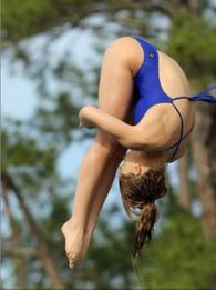Abigale White's Women's Diving Recruiting Profile