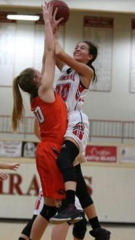 Autumn Bigsby's Women's Basketball Recruiting Profile