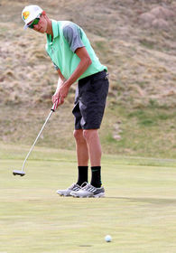 Skyler Koury's Men's Golf Recruiting Profile