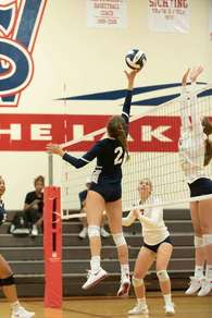 Sydney Colledge's Women's Volleyball Recruiting Profile