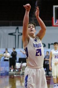 Richard (R. J.) Harris's Men's Basketball Recruiting Profile