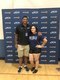 Isalei Faaopega's Softball Recruiting Profile