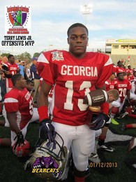 TERRY LEWIS JR's Football Recruiting Profile