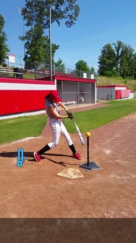 Gabrielle Green's Softball Recruiting Profile