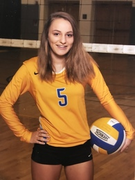 Taylor Hunt's Women's Volleyball Recruiting Profile