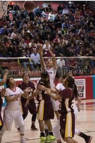 Delaina Tsosie's Women's Basketball Recruiting Profile