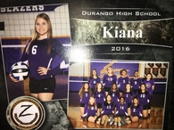 Kiana Markham's Women's Volleyball Recruiting Profile