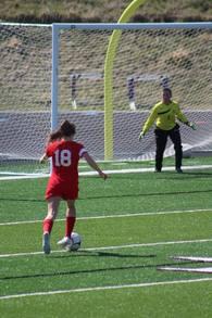 Alexis Kellar's Women's Soccer Recruiting Profile
