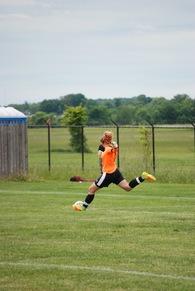 Gabriella Lloyd's Women's Soccer Recruiting Profile