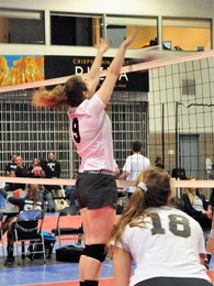 Jordyn Foxen's Women's Volleyball Recruiting Profile