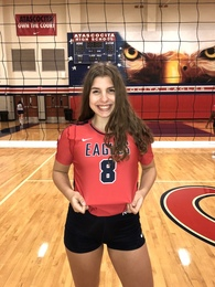 Madeline Van Dyke's Women's Volleyball Recruiting Profile
