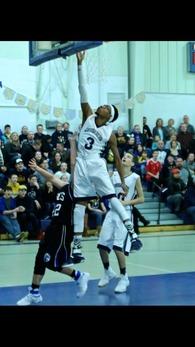 Tre'Shon Baldon-Ames's Men's Basketball Recruiting Profile