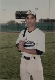 Ruben Gamez's Baseball Recruiting Profile