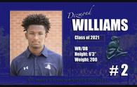 Dezmond Williams's Football Recruiting Profile