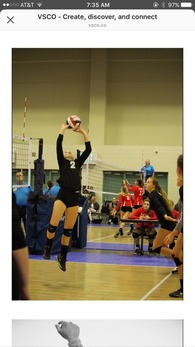 Ashleigh Tuttle's Women's Volleyball Recruiting Profile