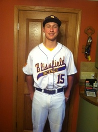 Brayden Zimmerman's Baseball Recruiting Profile