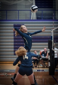 Megan Duffy's Women's Volleyball Recruiting Profile