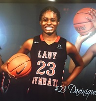 Davinique Campbell's Women's Basketball Recruiting Profile