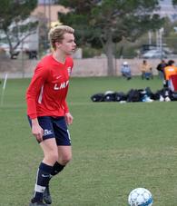 Mason Davis's Men's Soccer Recruiting Profile
