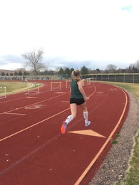 Hunter Stimson's Women's Track Recruiting Profile