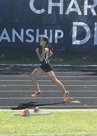 Julia Del bosque's Women's Track Recruiting Profile