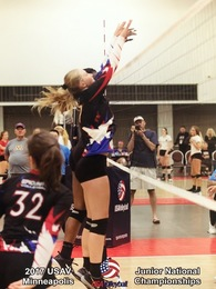 Kenzie Cline's Women's Volleyball Recruiting Profile