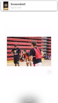 Samir Caster's Men's Basketball Recruiting Profile