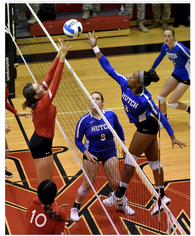 Myracle Lettries's Women's Volleyball Recruiting Profile