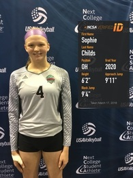 Sophie Childs's Women's Volleyball Recruiting Profile
