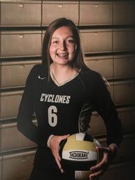 Payton Nicoud's Women's Volleyball Recruiting Profile