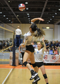 Ellie Huh's Women's Volleyball Recruiting Profile