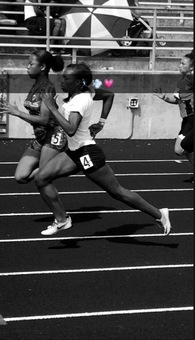 Dajanae Pharms's Women's Track Recruiting Profile