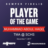 Muhammad Abdul-Haqq's Men's Basketball Recruiting Profile